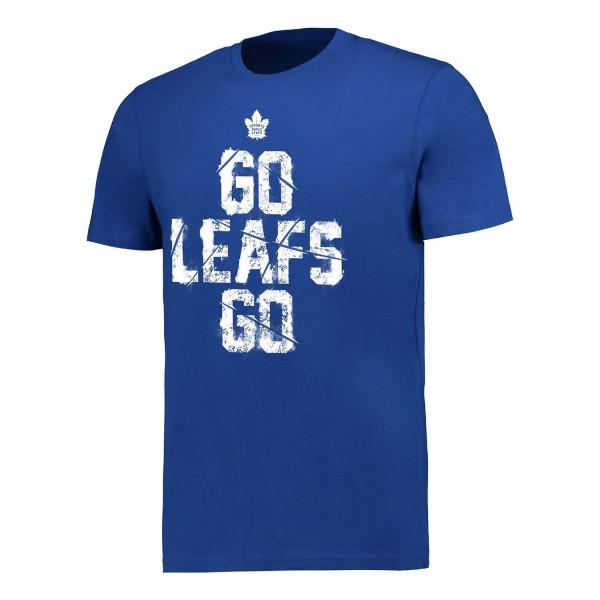 Toronto Maple Leafs GO LEAFS GO Hometown NHL T-Shirt