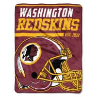Washington Redskins Super Plush NFL Decke