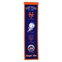 New York Mets MLB Premium Heritage Banner