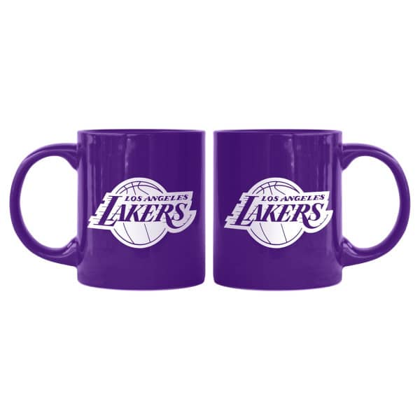 Los Angeles Lakers Rally NBA Becher (325 ml)