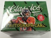 2016 Panini Classics Football Hobby Box NFL