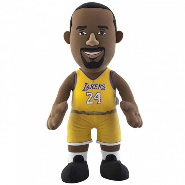 Kobe Bryant Los Angeles Lakers NBA Plüsch Figur (25 cm)