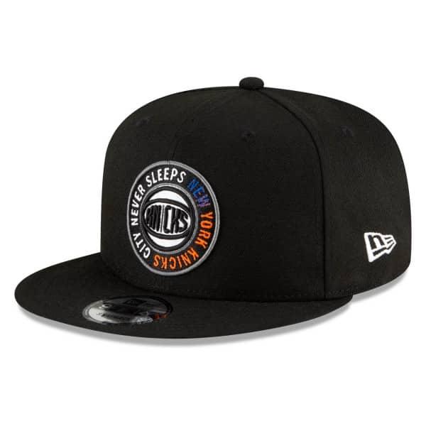 New York Knicks Official 2020/21 City Edition New Era 9FIFTY Snapback NBA Cap