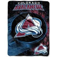 Colorado Avalanche Micro Raschel NHL Decke