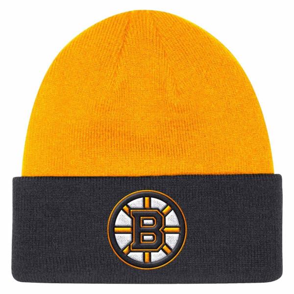 Boston Bruins 2019/20 Cuffed Beanie NHL Wintermütze