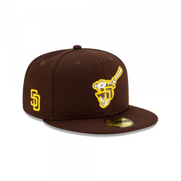 San Diego Padres 2020 Authentic Spring Training 59FIFTY Fitted MLB Cap
