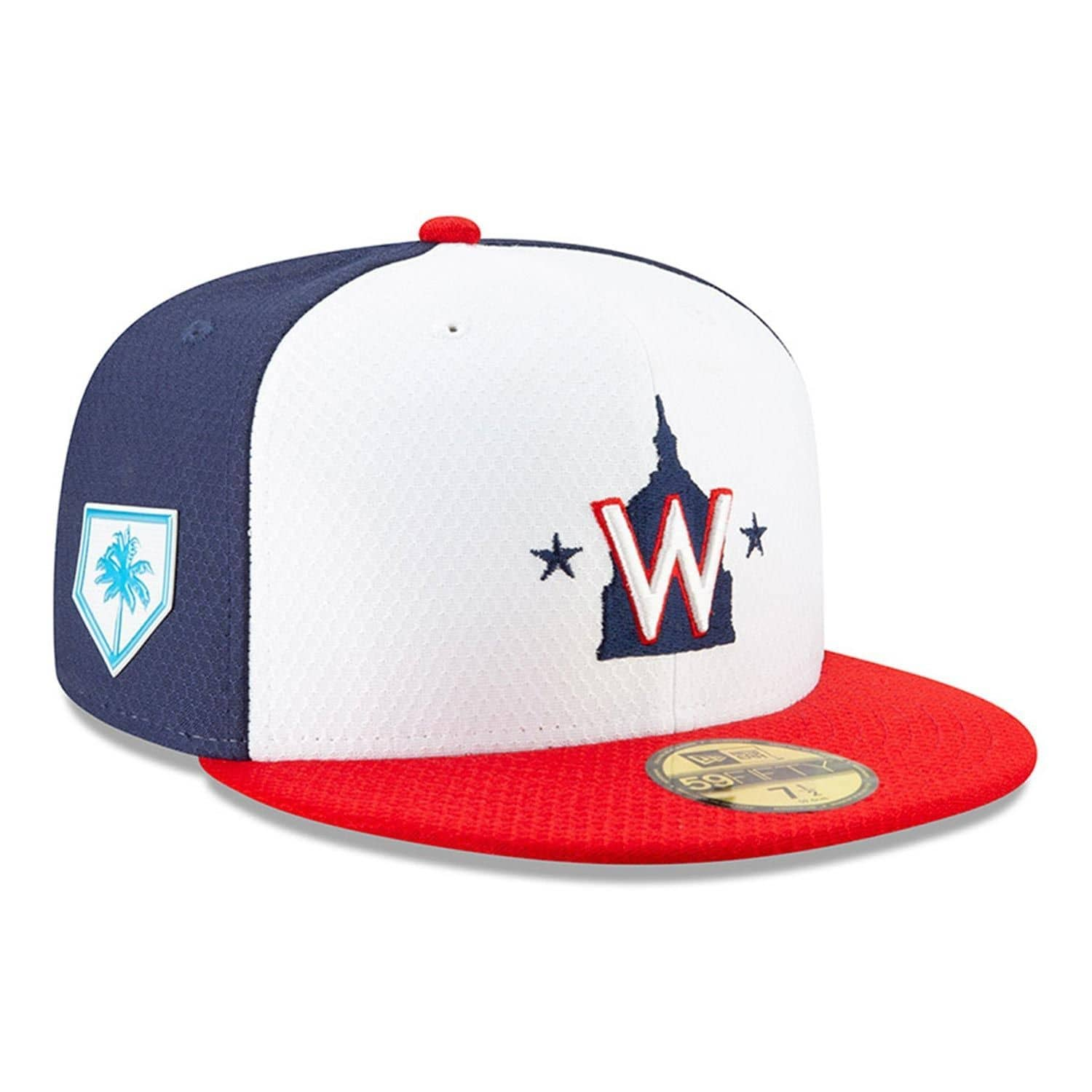 349e3ab00 Washington Nationals 2019 Spring Training 59FIFTY Fitted MLB Cap