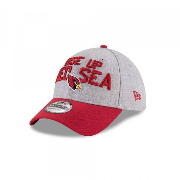 Arizona Cardinals 2018 NFL Draft 39THIRTY Flex Fit Cap