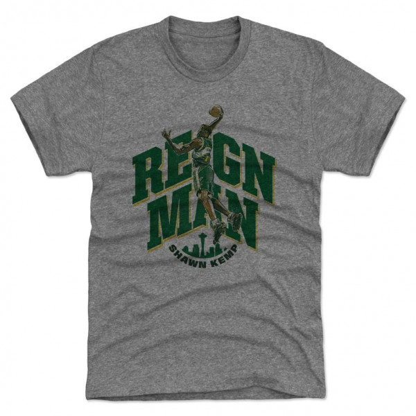 Shawn Kemp Seattle Reign Man NBA T-Shirt