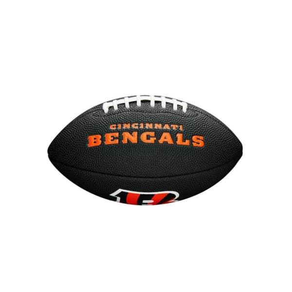 Cincinnati Bengals NFL Mini Football Schwarz
