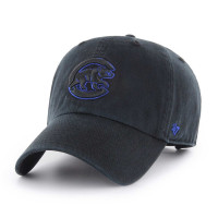 Chicago Cubs Tonal Logo Clean Up Adjustable MLB Cap