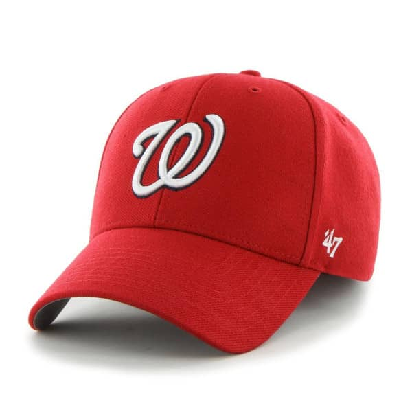 Washington Nationals '47 MVP Adjustable MLB Cap Home Rot