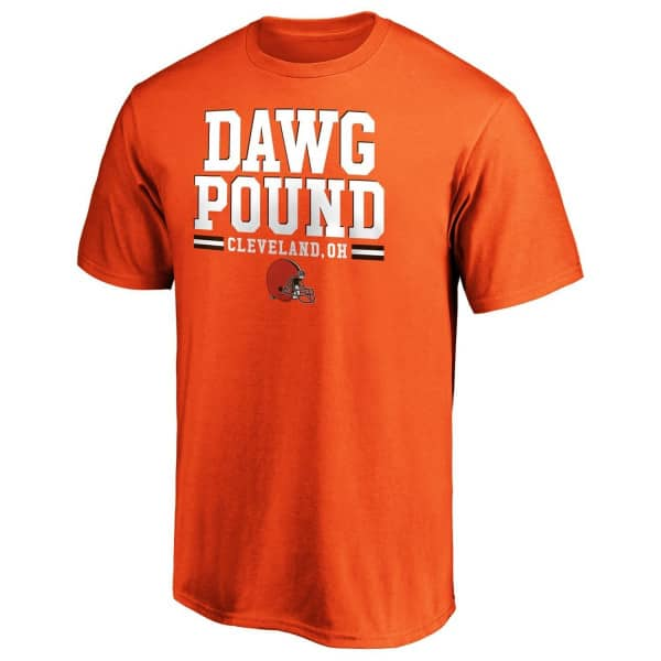 Cleveland Browns Dawg Pound NFL T-Shirt