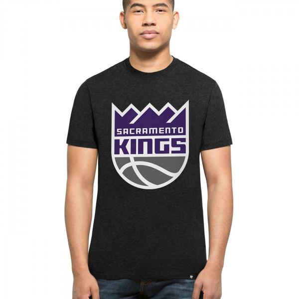 Sacramento Kings Club NBA T-Shirt Schwarz