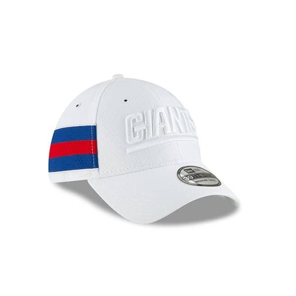 New York Giants 2018 Color Rush 39THIRTY NFL Flex Cap