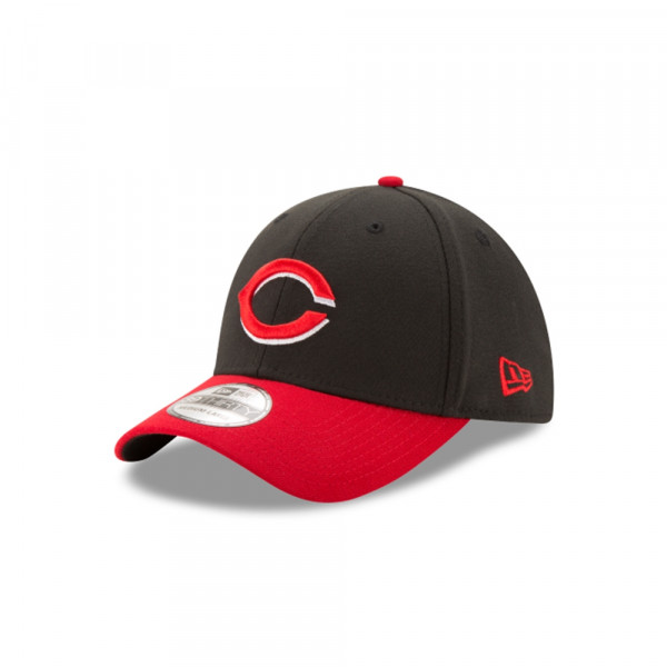 Cincinnati Reds 2-Tone Stretch Fit Basic MLB Cap