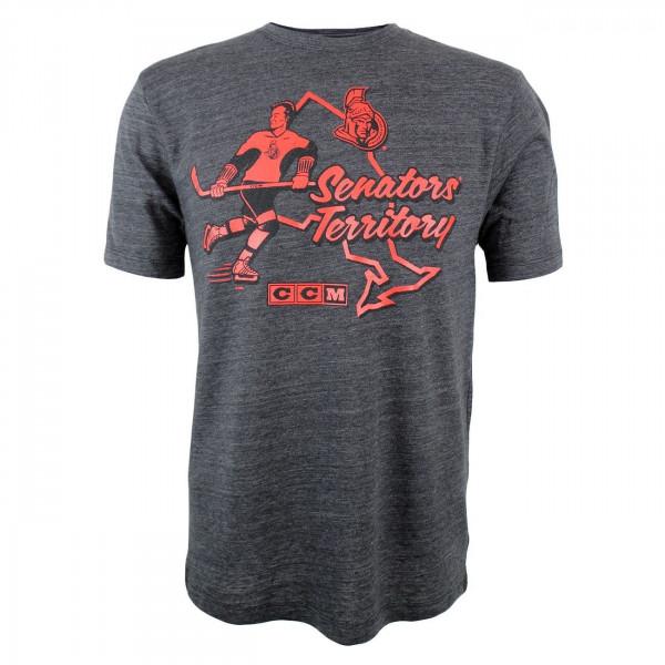 quality design c7e60 edcbf Ottawa Senators Territorial NHL T-Shirt