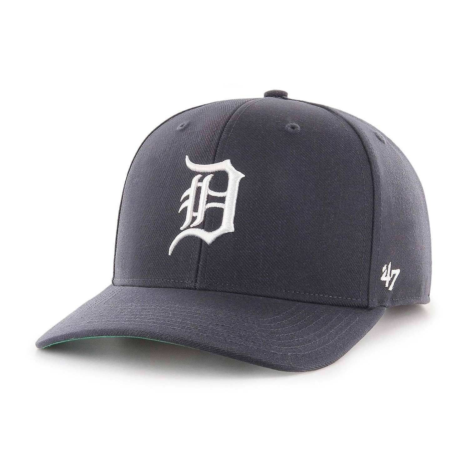 brand new 7ae1c 77a5f ... real 47 brand detroit tigers cold zone mvp dp adjustable mlb cap navy  taass ce1be c233d