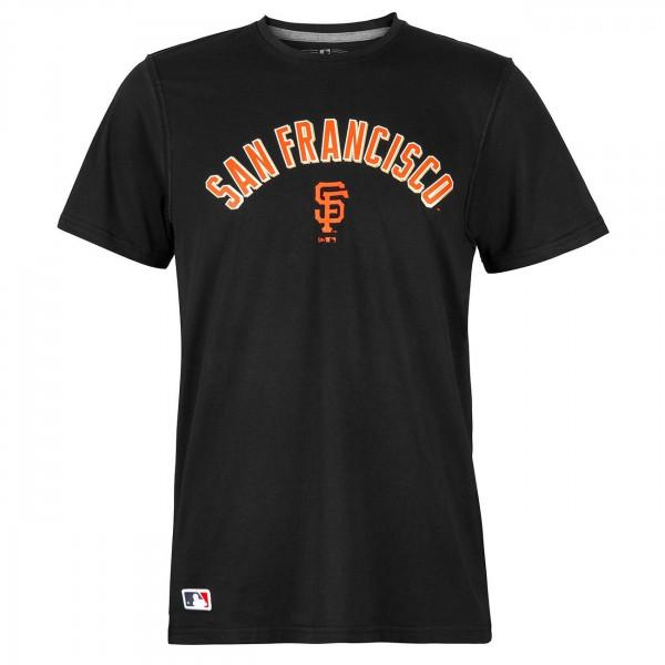 San Francisco Giants Script MLB T-Shirt