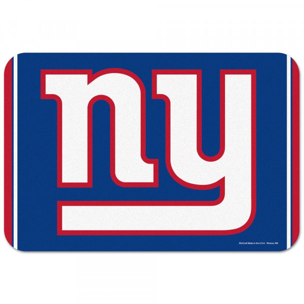 New York Giants Teamlogo American Football NFL Fußmatte