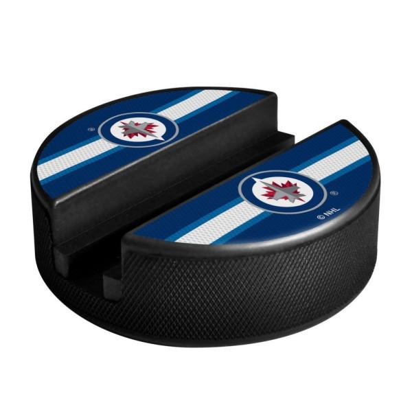 Winnipeg Jets NHL Puck Media Device Holder