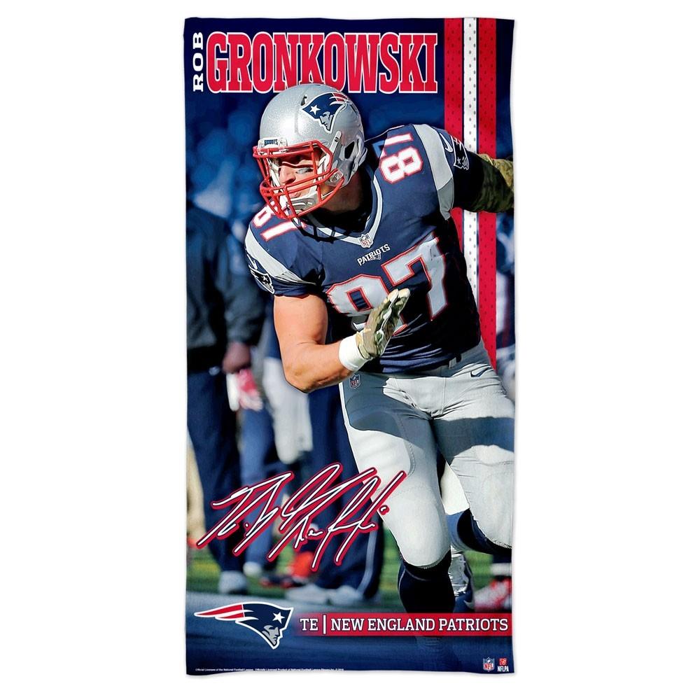 WinCraft Rob Gronkowski New England Patriots NFL