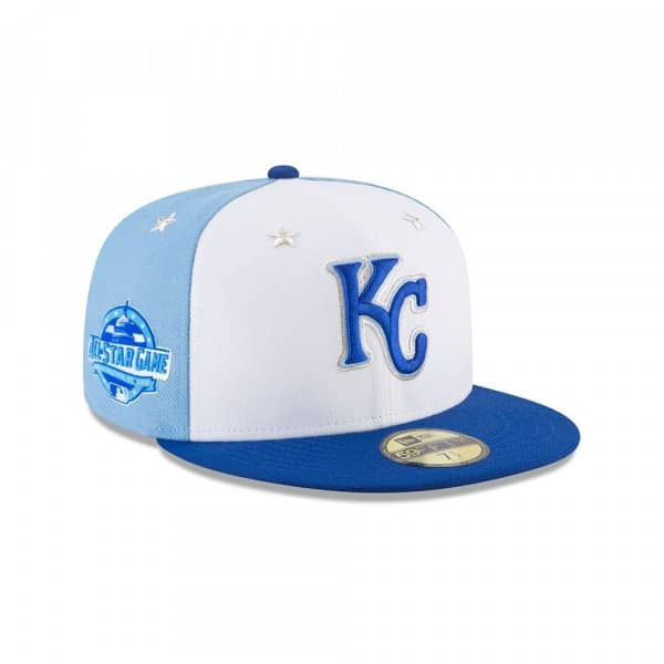 Kansas City Royals 2018 All Star Game 59FIFTY Fitted MLB Cap