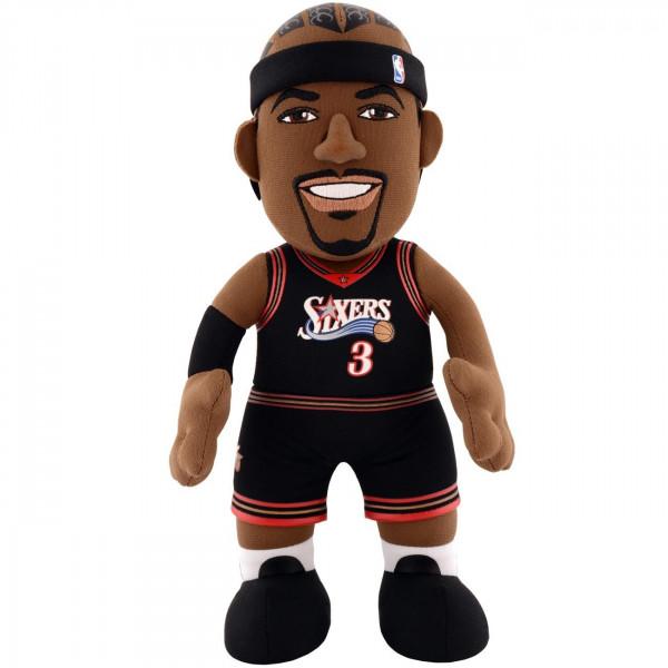 Allen Iverson Philadelphia 76ers NBA Plüsch Figur (25 cm)