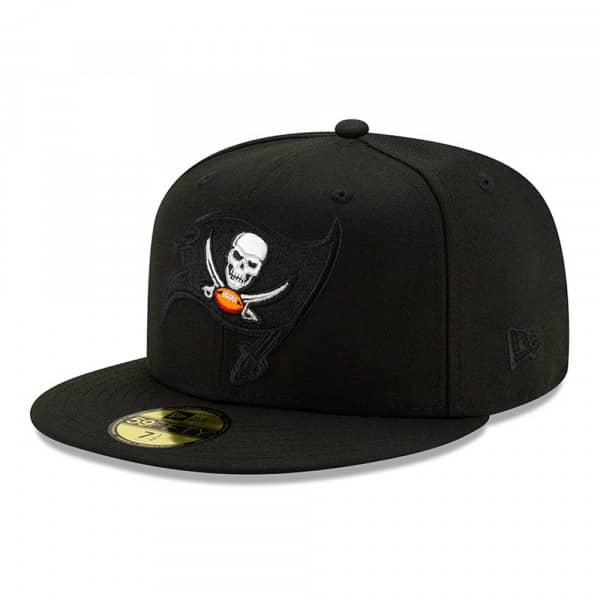 Tampa Bay Buccaneers 2.0 Logo Elements New Era 59FIFTY Fitted NFL Cap