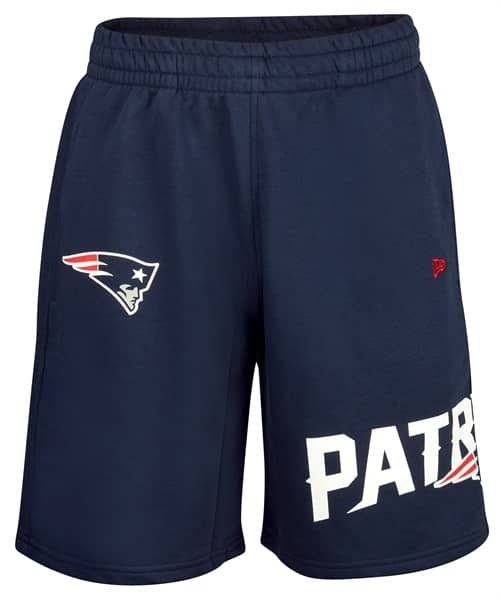 New England Patriots Wrap Around NFL Shorts