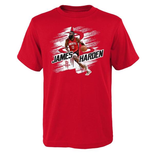 James Harden Houston Rockets Switch Up NBA T-Shirt