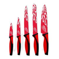 Detroit Red Wings NHL 5-teiliges Küchenmesser Set