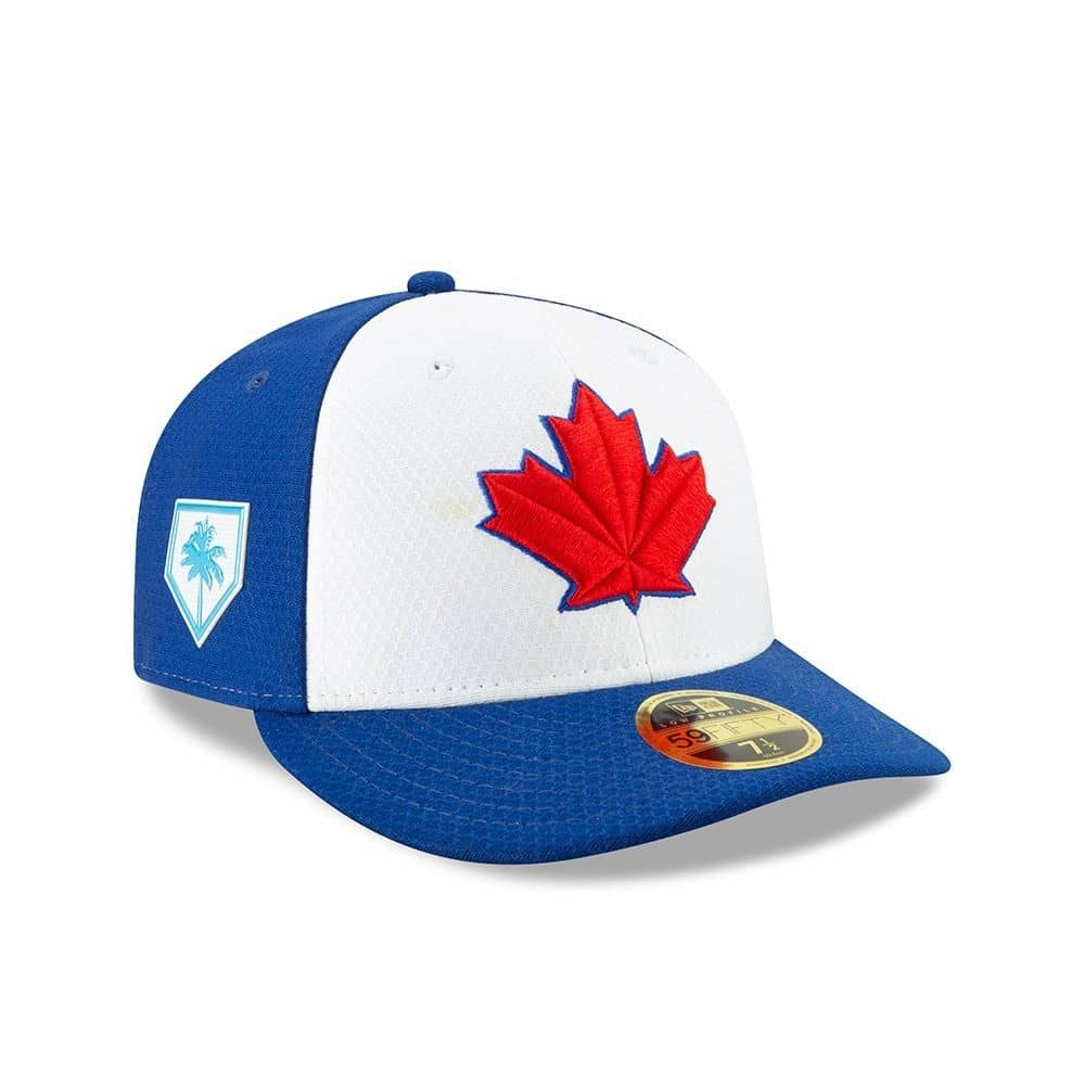 4ac350f2354a8 New Era Toronto Blue Jays 2019 Spring Training Low Profile 59FIFTY MLB Cap