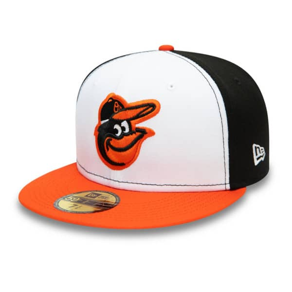 Baltimore Orioles Authentic 59FIFTY Fitted MLB Cap Home
