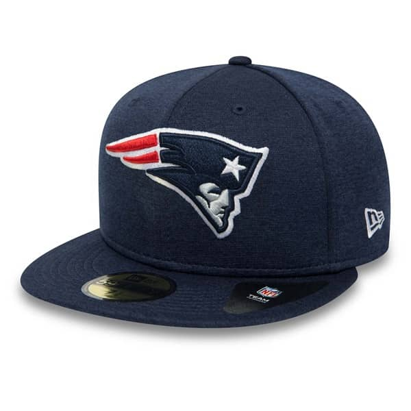 New England Patriots Shadow Tech 59FIFTY Fitted NFL Cap