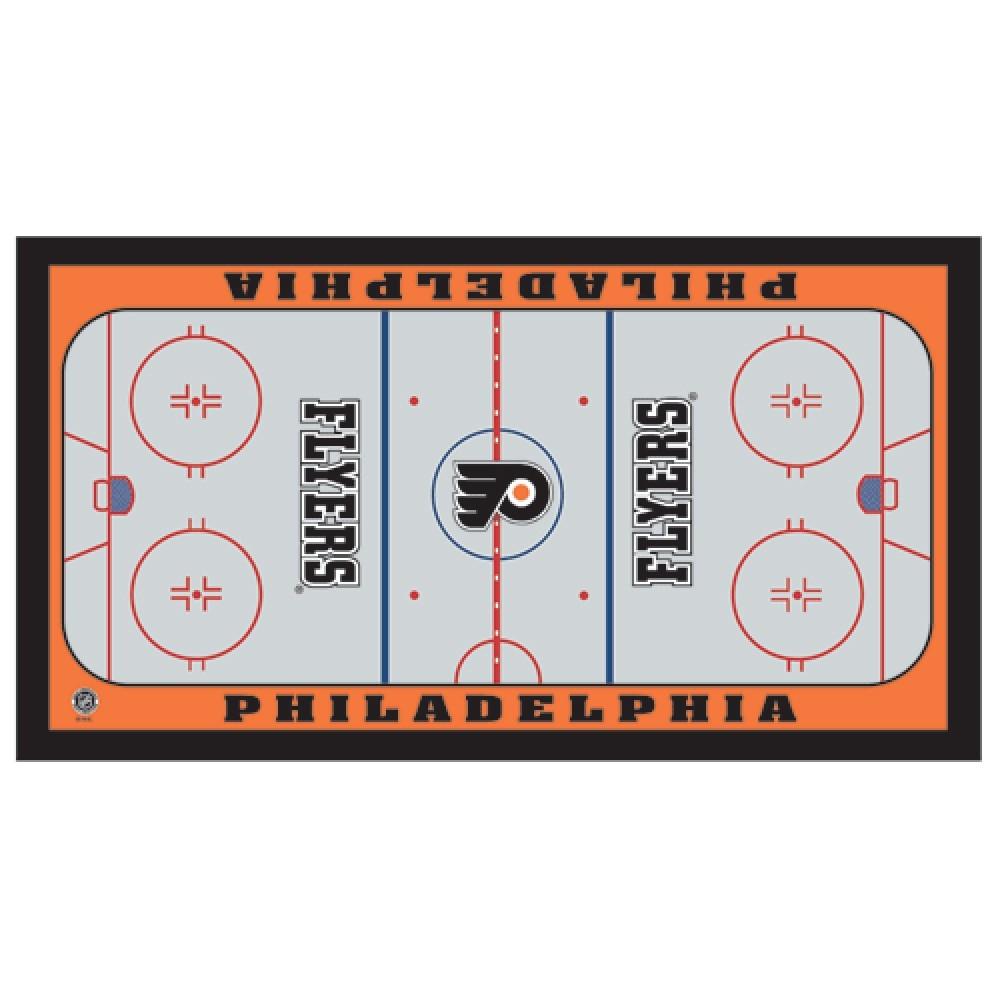 WinCraft Philadelphia Flyers Eishockey NHL Teppich  TAASS