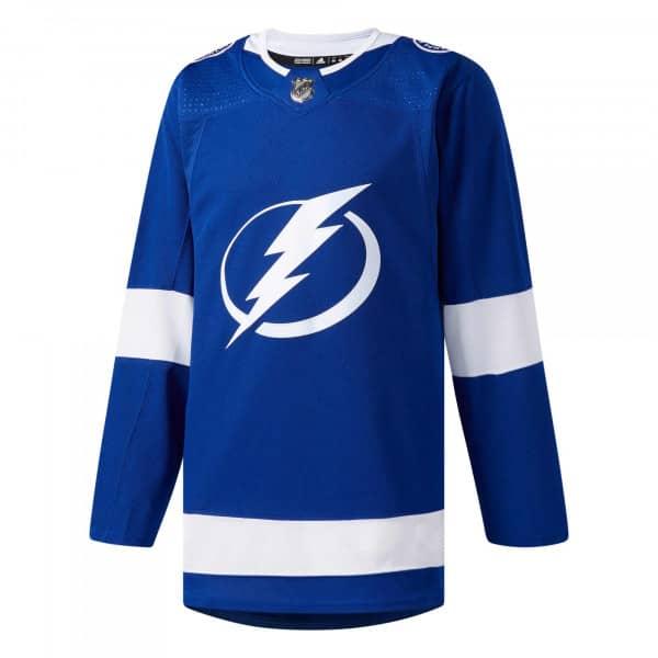 Tampa Bay Lightning adidas Authentic Pro NHL Trikot Home