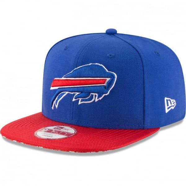 Buffalo Bills NFL 2016 Sideline 9FIFTY Snapback Cap S/M
