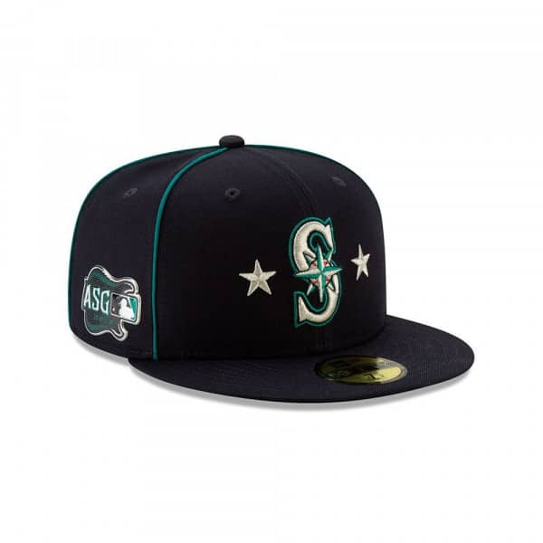 Seattle Mariners 2019 All Star Game 59FIFTY Fitted MLB Cap