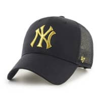 New York Yankees '47 Brand Metallic MLB Trucker Cap