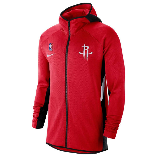 Houston Rockets 2019/20 Showtime Therma Flex NBA Full-Zip Hoodie