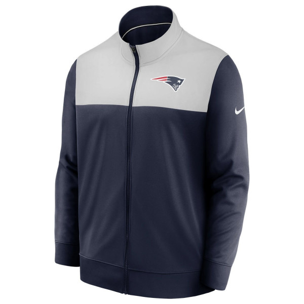 New England Patriots 2020 NFL Woven Logo Nike Jacke