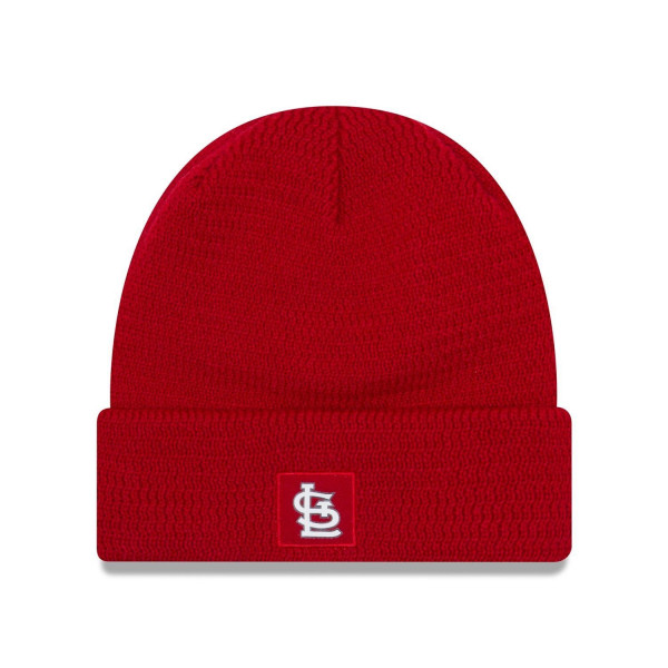 new concept b252c c2fb9 St. Louis Cardinals 2018 On-Field Sport Knit MLB Knit Hat