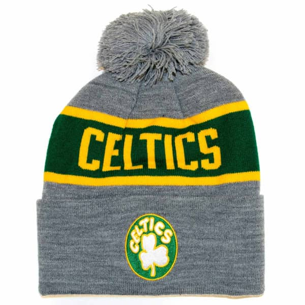 Boston Celtics Team Tone NBA Wintermütze