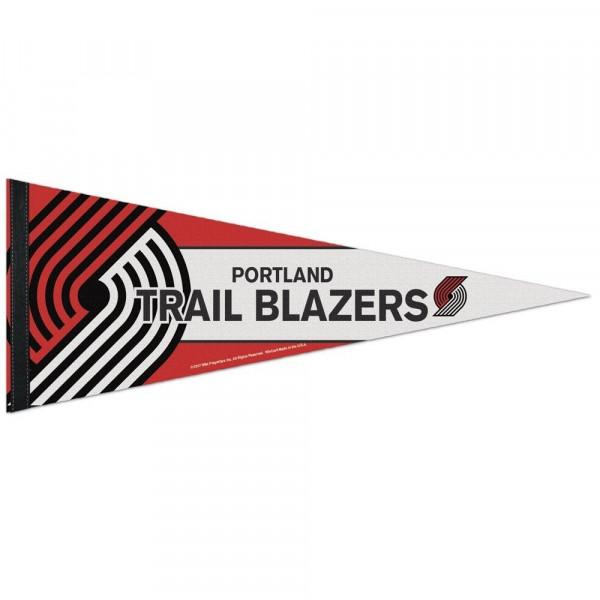 Portland Trail Blazers Big Logo Premium NBA Wimpel