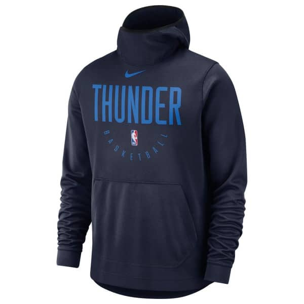 Oklahoma City Thunder Spotlight Performance NBA Hoodie