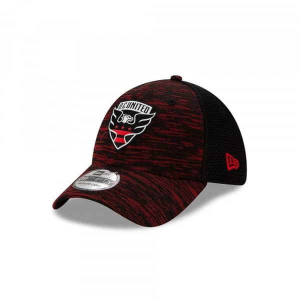 D.C. United 2020 MLS On-Field Sideline 39THIRTY Flex Cap