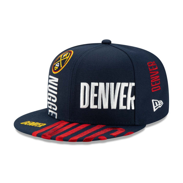 Denver Nuggets 2019-20 NBA Tip Off Series 9FIFTY Snapback Cap