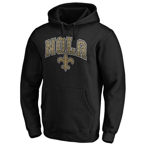New Orleans Saints NOLA NFL Hoodie