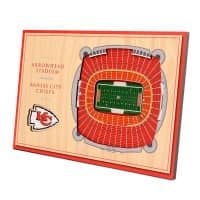 Kansas City Chiefs YouTheFan 3D Desktop NFL Stadion Bild